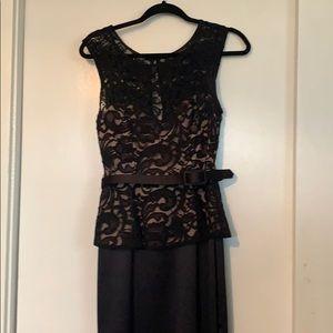 Xscape Black Formal/Prom Dress Size 6